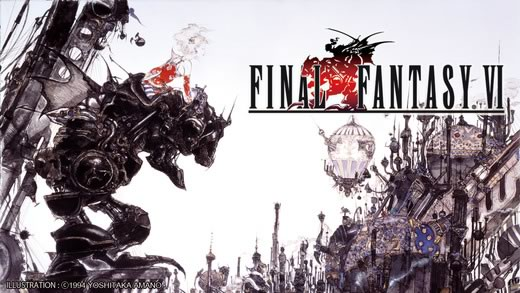 ofertas saga final fantasy para iphone ipad - final fantasy vi