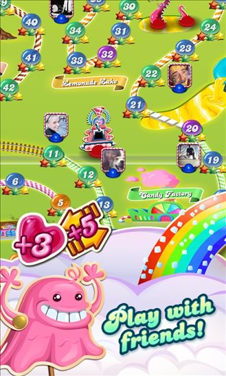 descargar candy crush saga para windows phone - 01