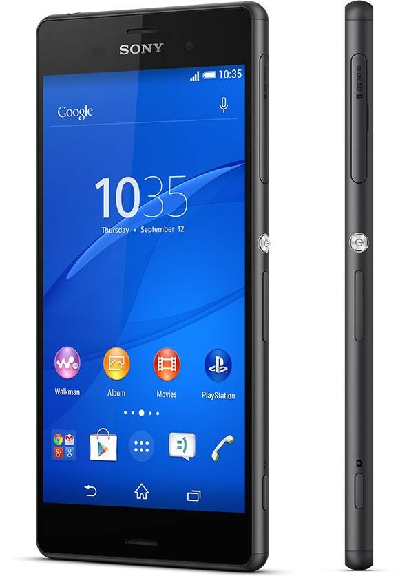 sony xperia z3 movil gran rendimiento y altas prestaciones - caracteristicas pantalla