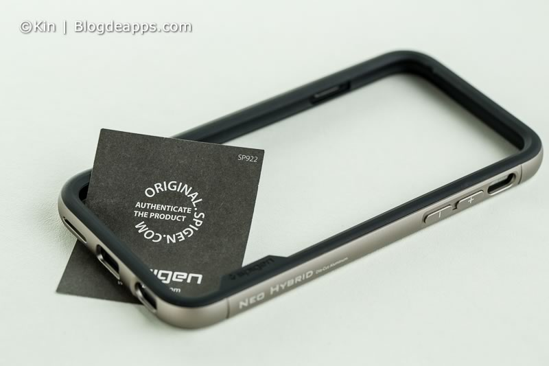 revisado spigen neo hybrid ex metal-9351
