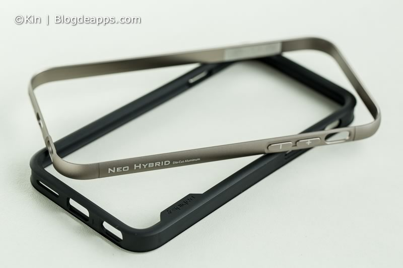 revisado spigen neo hybrid ex metal-9352