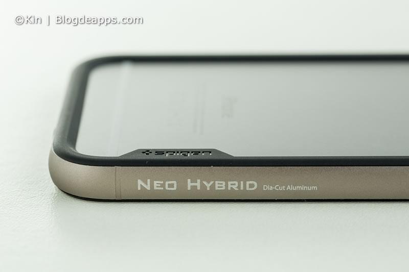 revisado spigen neo hybrid ex metal-9369