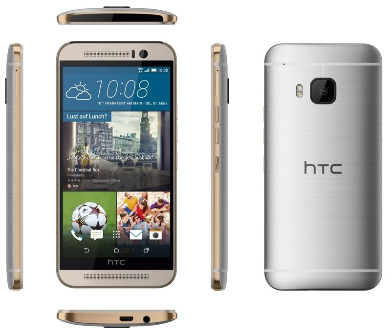htc one M9 especificaciones tecnicas - 01