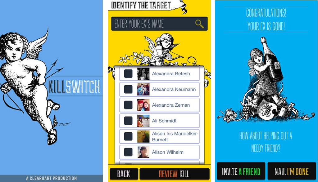 Killswitch app