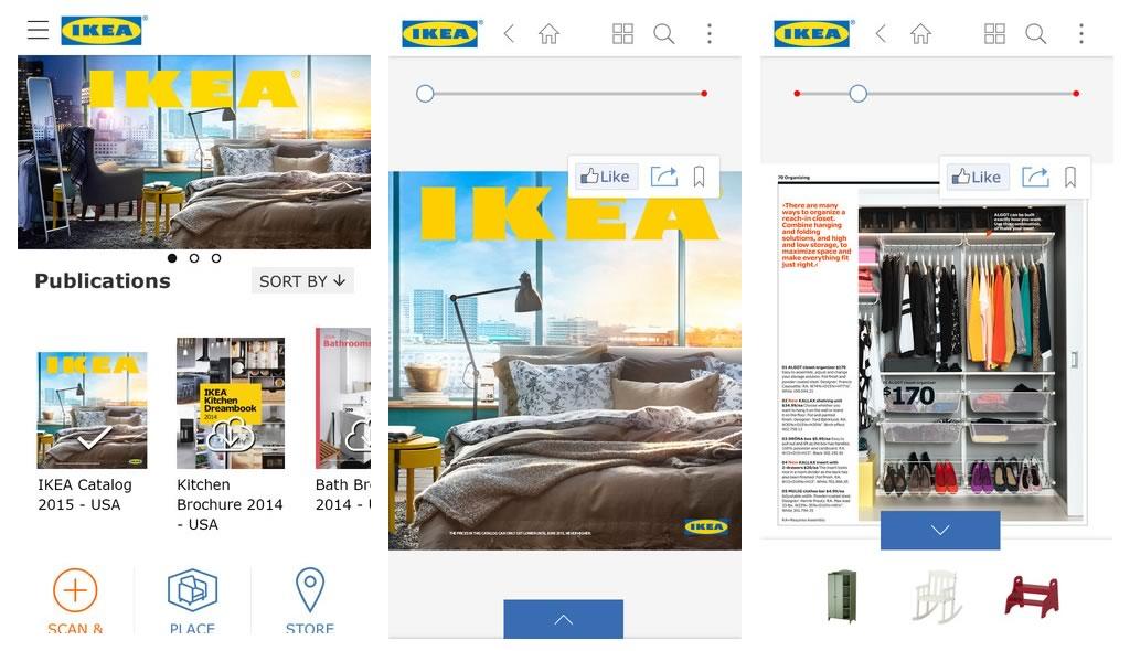 App cat logo ikea muebles y decoraci n para el hogar - Muebles de ikea catalogo ...