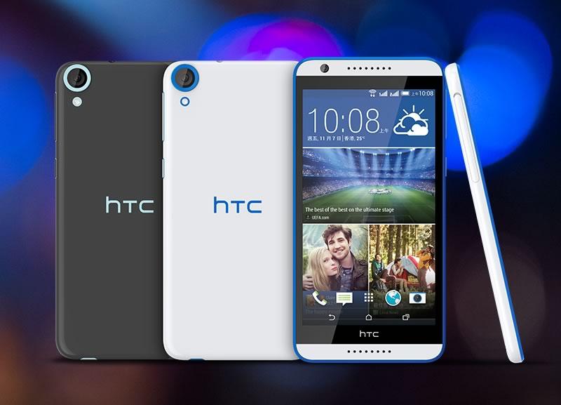 mejores celulares 2015 para hacer selfies - htc desire 820 dual sim