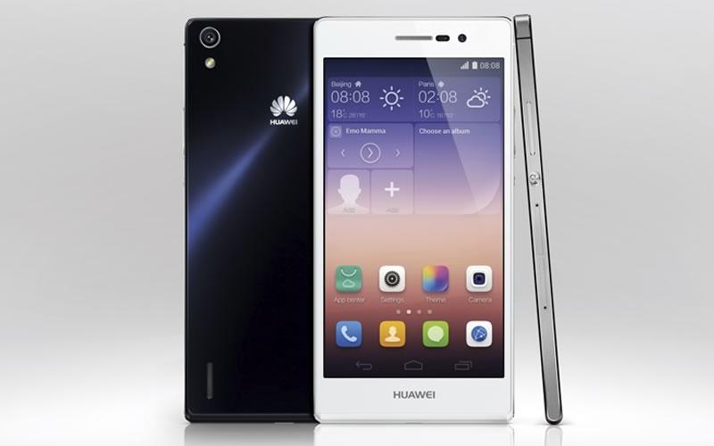 mejores celulares 2015 para hacer selfies - huawei ascend p7