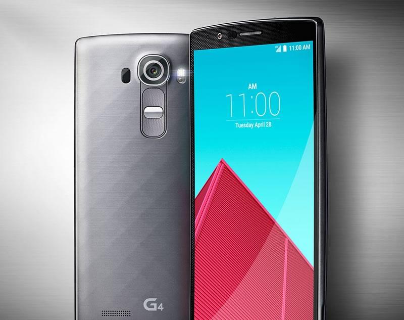smartphones con mejor camara de fotos - lg g4