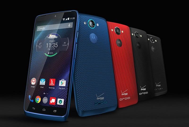 smartphones con mejor camara de fotos - motorola droid turbo