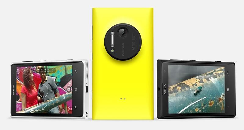 smartphones con mejor camara de fotos - nokia lumia 1020