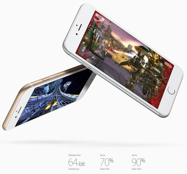 apple iphone 6S iphone 6S plus - hardware
