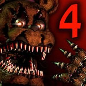 mejores juegos de terror - five nights at freddys 4
