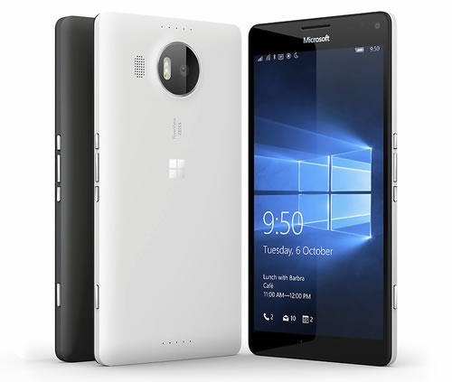 los 10 mejores celulares 2016 microsoft lumia 950 xl
