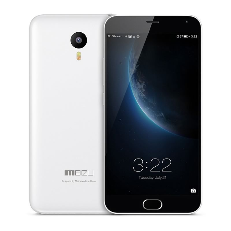 mejores smartphones gama media - meizu m2 note