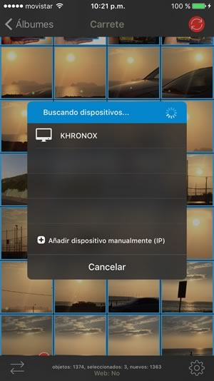 como transferir fotos y videos de iphone a la pc - app 4