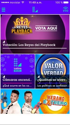 app reyes del playback vota aqui
