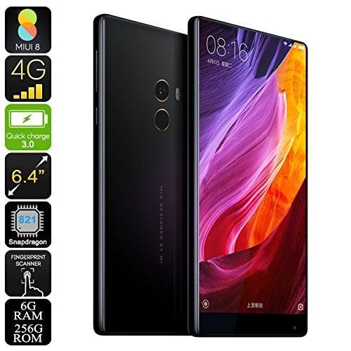 Mejores Celulares 2017: Xiaomi Mi Mix