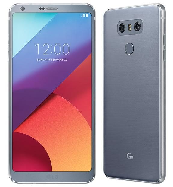 Mejores Celulares 2017: LG G6