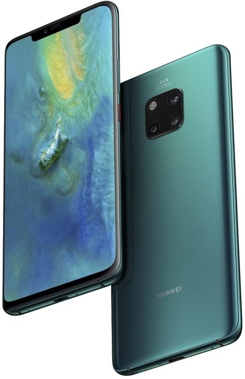 Mejores Celulares 2019: Huawei Mate 20 Pro