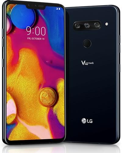 Mejores Celulares 2019:LG V40 ThinQ